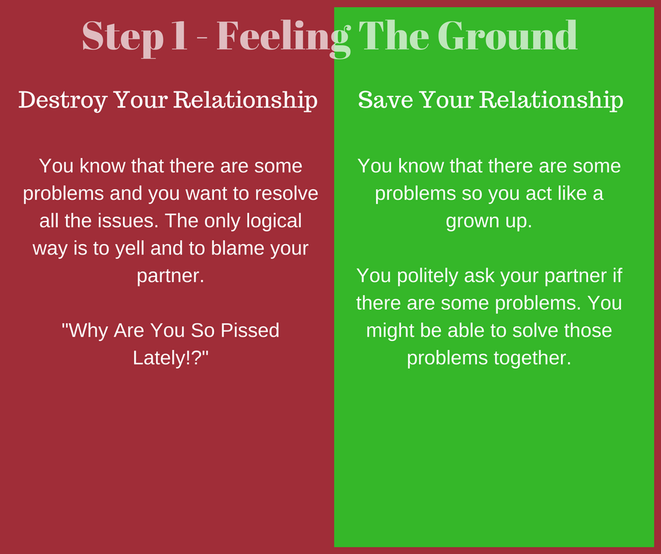 what to do to save your relationship