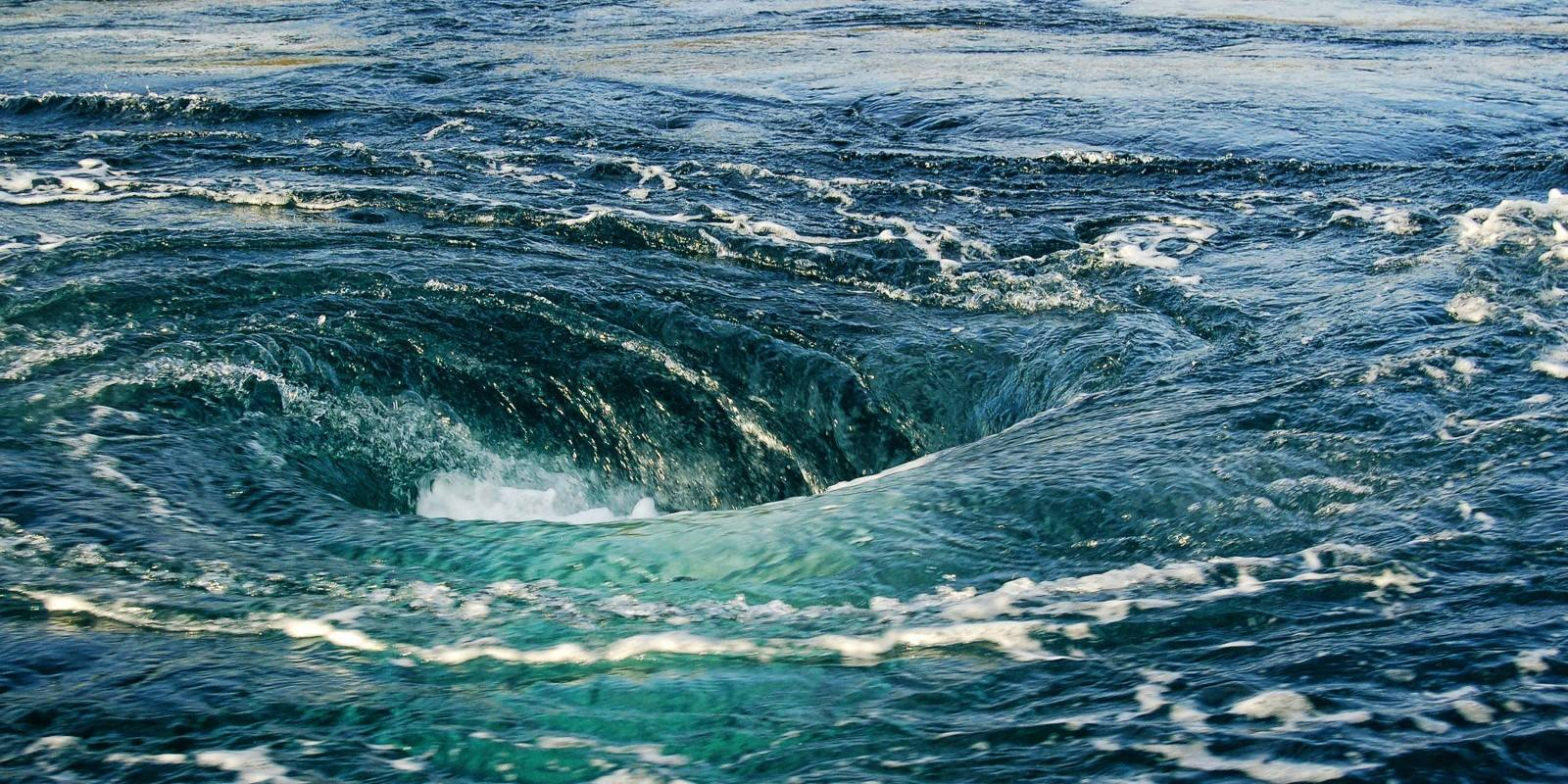 Place In Norway Where You Simply Cannot Go By Boat If Are Not Skillful Enough Tidal Currents So Strong And Plus There Gigantic Swirls Which
