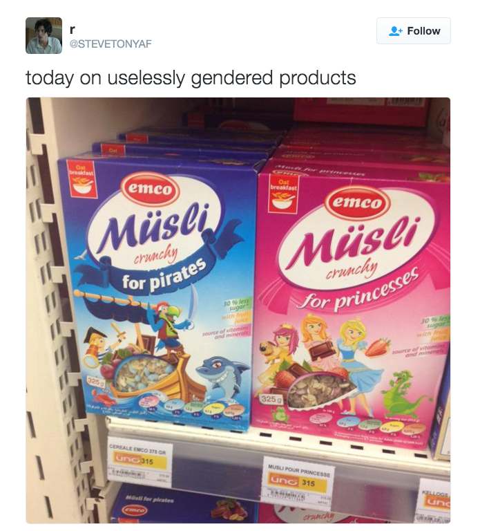 You Won U2019t Believe These Disgraceful Gendered Products Are Still Being Sold  23 Pics