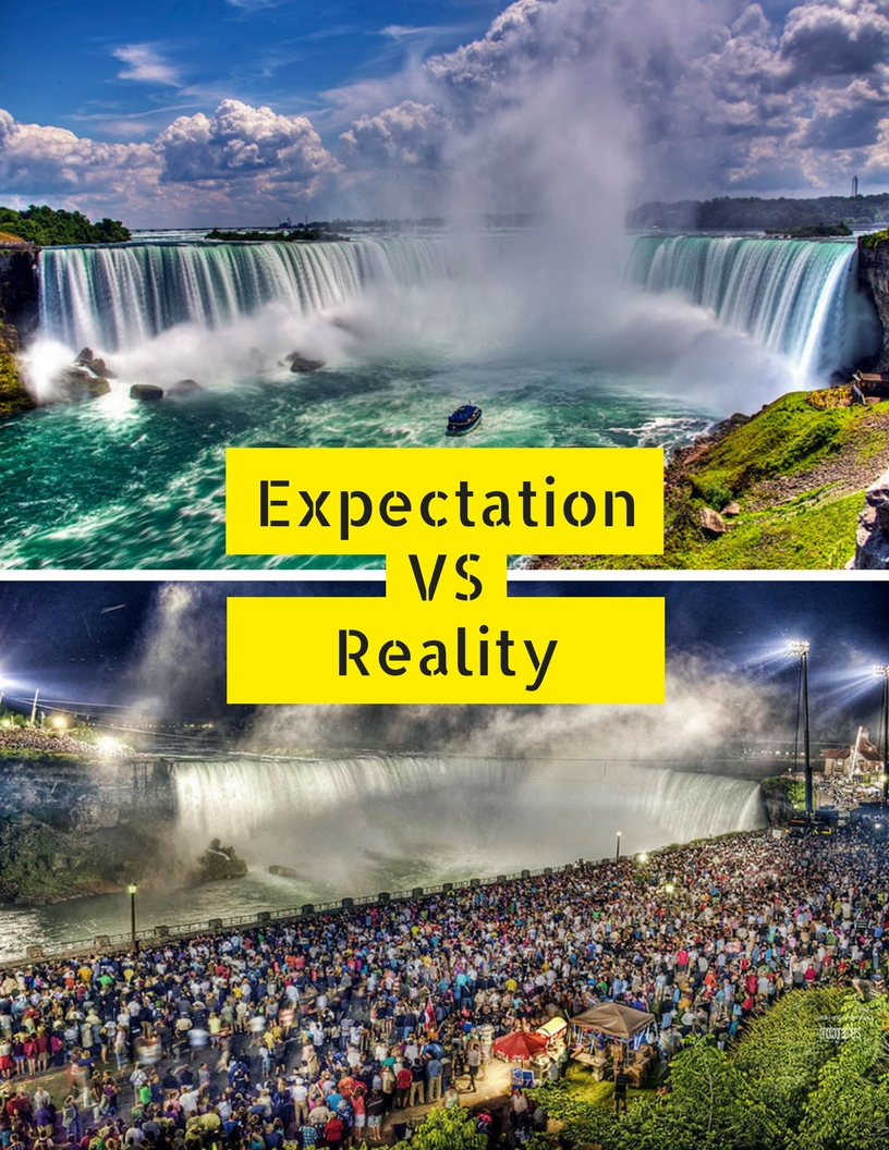 These Travel Expectations Vs Reality Pictures Are Enough To Bust - 20 photos that sum up your travel expectations vs reality