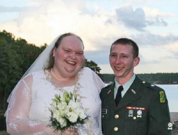 Ugly Wedding Couple The 'Ugliest' Brid...