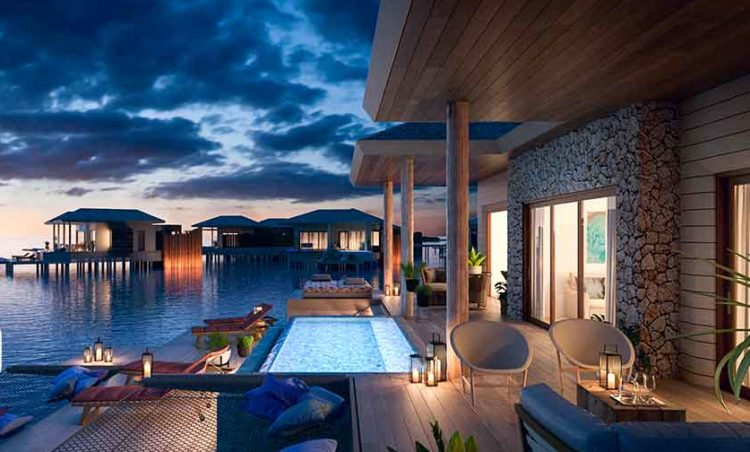 Forget Bora Bora These Awesome Overwater Bungalows Are Much
