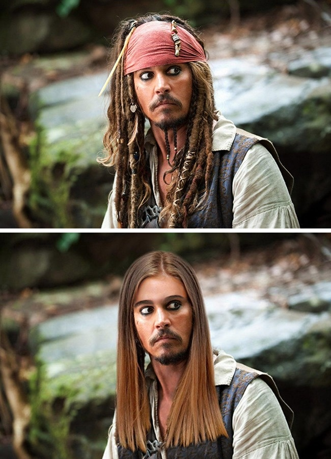 How Famous Characters Will Look If They're Filmed Without Special